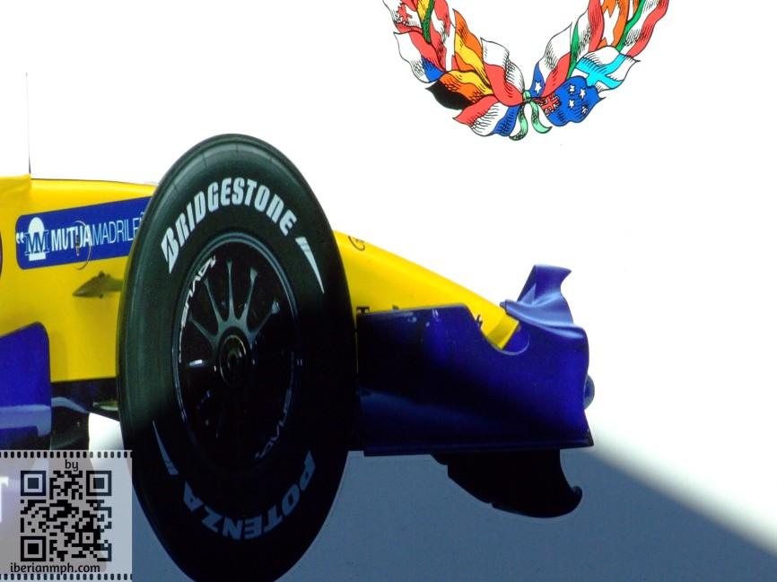 Dummy F1 life