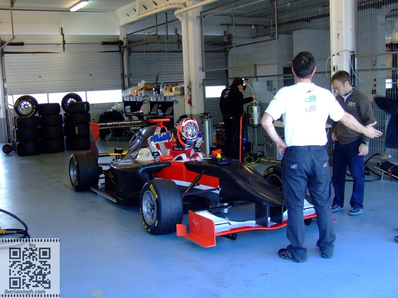 GP3 NOV 12 Mitch Evans GP3 13 (12)