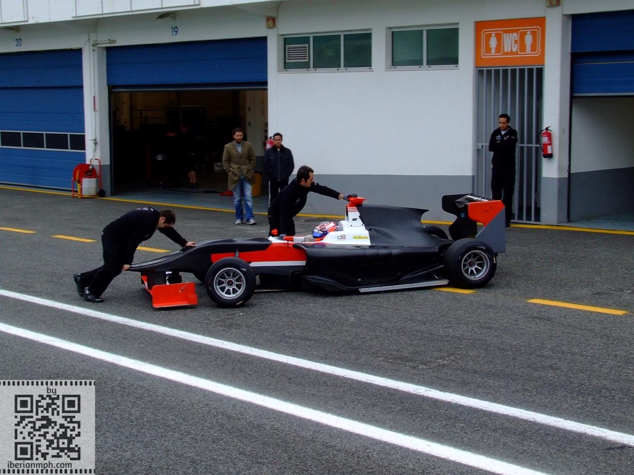 GP3 NOV 12 Mitch Evans GP3 13 (26)