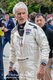 Damon Hill in the paddock on Sunday of the 2019 Chinese Grand Prix weekend. -------------------------------------------------- Photo taken by me - GDPHOTOS.COM.AU Sunday 14 April 19 Canon EOS 6D Mark II EF24-105mm f/4L IS USM @ 98mm 1/500 sec @ f18 800 ISO Please credit if sharing -------------------------------------------------