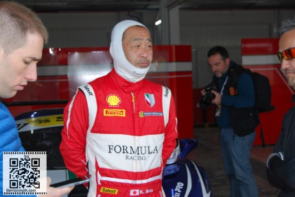 #FerrariChallenge