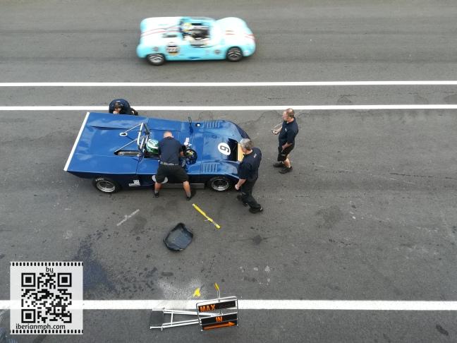 Forza Historic: driver change