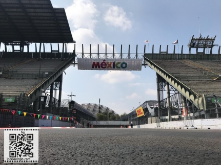 #MexicanGP