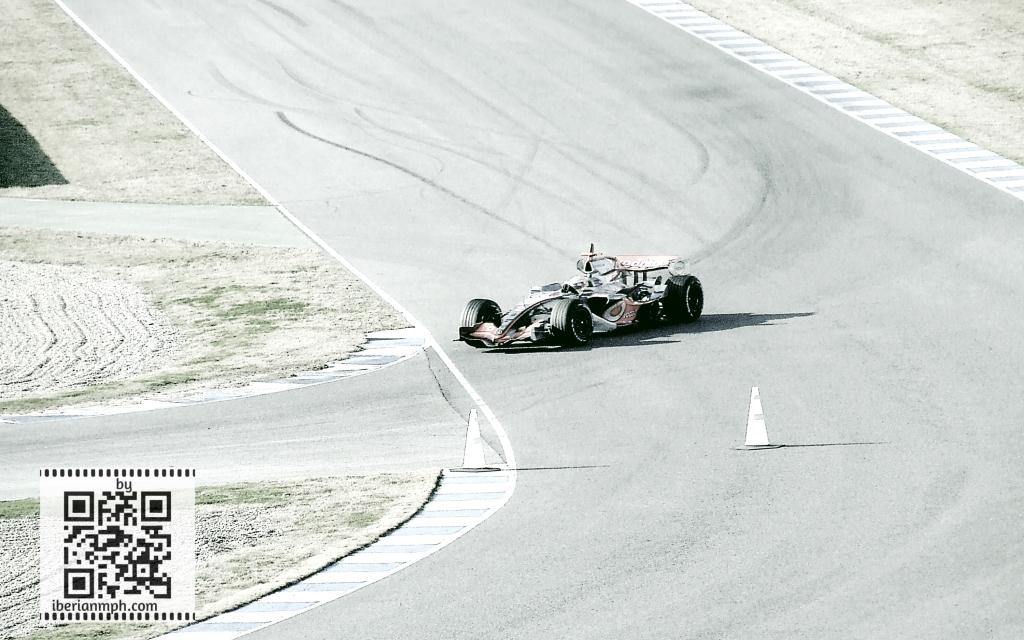 Period-correct McLaren