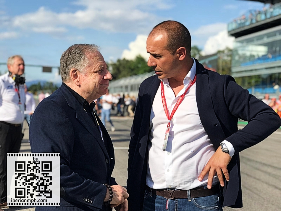 Les BB (BIG BOSSES of the FIA and F2)
