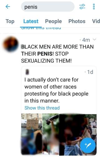 Penis riot