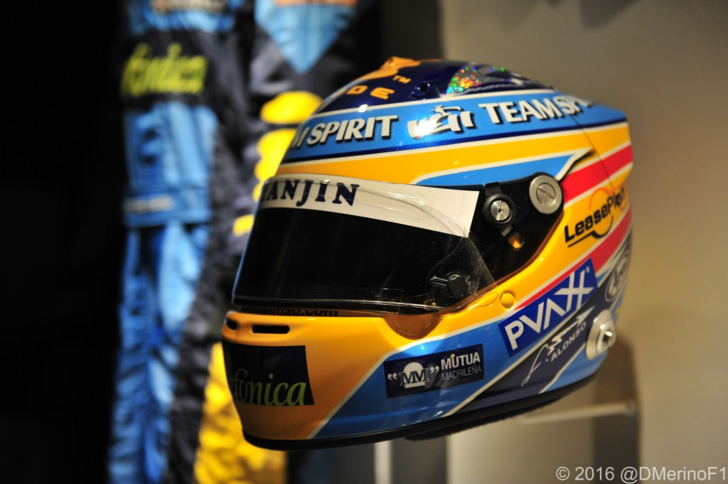 Alonso in Nº1
