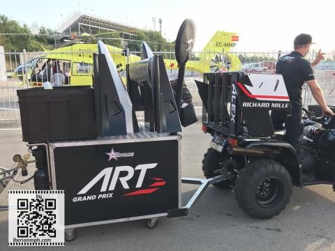 Spanish GP, 2020, Thru the Spy Lens | EJ is back? Eddie Jordan, that is.