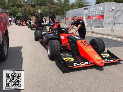 Spanish GP, 2020, Thru the Spy Lens
